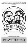 An Evening of Student Directed One Acts: Funeral Games (1994) by Theatre Arts