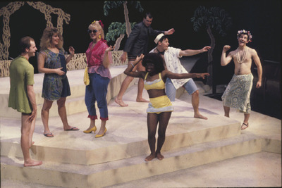 An Evening of Student Directed One Acts: Psycho Beach Party (1992)