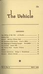The Vehicle, Vol 1 no. 2, May 1959