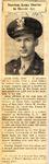 Newton Army Doctor In Heroic Act (CPT Harve W. Jourdan) 4-26-1945