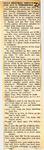 Hold Memorial Service For Don T. Whitehurst 8-14-1945