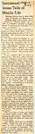 Lieutenant Wayne Jones Tells of Manila Life 8-17-1945