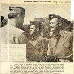 Received Bronze Star Medal (CAPT John S. Wright) 8-24-1945