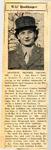 WAC Bookkeeper (SGT Ruth C. Foltz) 1-11-1945