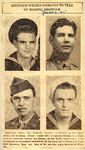 Brother Writes Parents To Tell Of Missing Brother (Archie, Byron, Sidney & Lawrence Meurlott)  6-7-1945