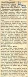 Staff Sergeant Homes L. Clark Receives Air Medal 6-26-1945