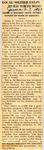 Local Soldier Helps Build Tokyo Road (James E. Boldrey) 6-27-1945