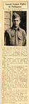 Gerald Nichols Fights In Philippines 3-22-1945