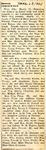 Honor Servicemen (Ronald Chapman & Kenneth Moran) 3-23-1945