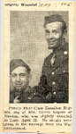 Slightly Wounded (PFC Hamilton Rogers) 5-11-1945