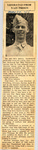 Liberated from Nazi Prison (TSGT Merl Vanderhoof) 5-24-1945