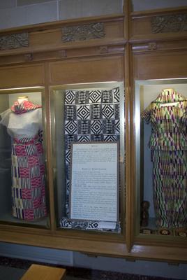Various Kente Cloths