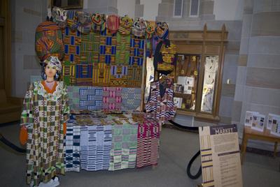 The Cloth Market