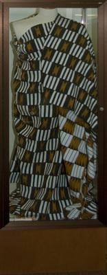 A Kente Dress