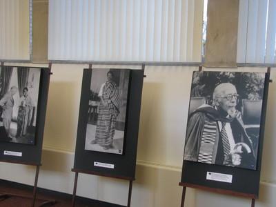 Historical Photos featuring Kente Dress
