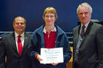 Carrie Dale, 10 years of service