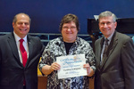Cynthia Maples, 20 years of service by Beverly Cruse