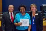 Felicia Magee, 10 years of service