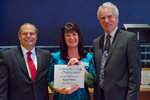 Kelly Miller, 25 years of service