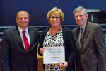 Laurie Neese, 25 years of service