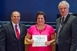 Leigh Ann Keefer, 15 years of service