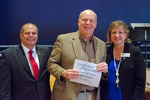 Mark Hudson, 15 years of service by Beverly Cruse