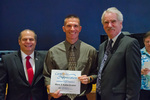 Mark Kattenbraker, 10 years of service by Beverly Cruse