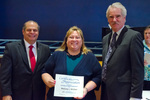 Melody Wollan, 10 years of service by Beverly Cruse