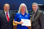 Rhonda Bence, 15 years of service by Beverly Cruse